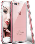 For iPhone 6S 7 / 7 Plus 8 Clear Case For Girls Hybrid Slim Soft TPU Phone Cover