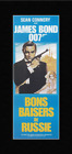 JAMES BOND - From Russia With Love - French Door Pan... £7.99 GBP