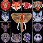 Colorful Cat Elephant Animal Brooch Pin Christmas New Year Gift Womens Jewelry