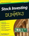 Stock Investing for Dummies® by Paul Mladjenovic (2013, Paperback)