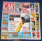 CAR MECHANICS MAGAZINES VARIOUS ISSUES 2011-2016