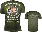 Lethal Threat Adult Widow Maker Tee Shirt Mens T-Shirt Green Size M-3XL