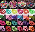 Bulk Wholesale Rondelle/Round Crystal Glass Loose Spacer Beads 4/6/8/10mm
