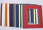 8x10 Mat Mats Matting for Picture Frame Framing of 5x7 Photos Art Watercolors