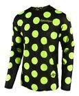 Troy Lee Designs 2018 GP Air Jersey Polka Dot Black/Flo Yellow All Sizes