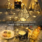 50 LEDs Battery Powered Copper Wire Fairy String Light Christmas XMAS Waterproof