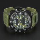 INFANTRY Mens LCD Digital Quartz Wrist Watch Chronograph Military Aviator Camo