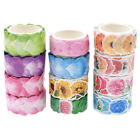 Petals Flower Lace Washi Tape Stickers DIY Scrapbooking Stationery Adhesive Tape