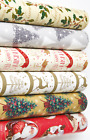 Christmas Extra Long Luxury Wrap 10 Metre x 55cm 6 designs to choose from NEW