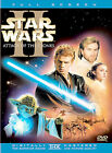 Star Wars: Attack of the Clones - Ewan McGregor, Natalie Portman - 2 DVD Set $2.99 USD