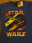 Star Wars The Force Awakens Movie X-Wing T-Shirt $19.08 CAD