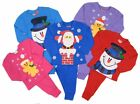 Baby Toddler Christmas Pyjamas Bargain Price to Clear 6-12 month to 3-4y
