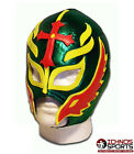 Luchadora Son of Devil Afro Mexican Lucha libre wrestling adult size mask outfit