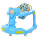 Chic Baby Walker Multiuse Seat Tray Toy Wear-resistant Infant Walking Learner