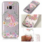 Ultra Thin Silicon Shockproof Case Cover For Samsung Galaxy S8 Plus A3 J5 2017