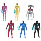 6PCS Power Rangers Super Heros The Movie Character Action Figure Kids Xmas Gifts