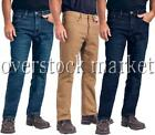 NEW MENS WEATHERPROOF VINTAGE FLEECE LINED PANTS WORK PANT JEANS VARIETY