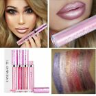 Iridescent Glitter Matte Liquid Lipstick Waterproof Beauty Makeup Lip Gloss Gift