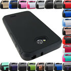 FOR LG X POWER 2 FIESTA X CHARGE RUGGED CASE 2-PIECE SHOCKPROOF COVER+STYLUS