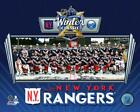 New York Rangers 2018 Winter Classic Team Photo UW063 (Select Size)