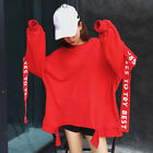 autumn Long Sleeve Korean version Sweater Women 's Clothes loose Hooide Y287