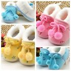 New Baby Shoes Baby Boots Booties Girl Princess Winter Infant Boy Warm Shoes TOP