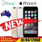 Apple iPhone 6 Factory Unlocked Gold Space Gray Silver Smartphone AU*