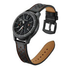 Genuine Leather Watch Band Strap For Samsung Gear S3 Classic / Frontier