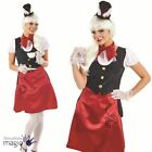Ladies Womens Adult Miss Rabbit Alice Wonderland Fancy Dress Costume Book Week