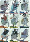 2014 Topps High Tek Baseball Cards - Complete Your Set !!