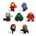 20PCS Avengers Fridge Blackboard Magnets DIY Refrigerator Stickers as Xmas Gift