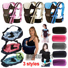 baby sling baby carrier - Newborn Baby Sling Carrier Ring Wrap Adjustable Soft Nursing Pouch Front Infant