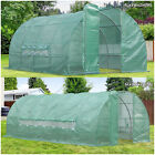 Outsunny Extra Large 13'/20'x10'x7' Walk-In Greenhouse Outdoor Plant Gardening