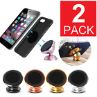 Внешний вид - 2-Pack Magnetic 360° Car Dash Mount Ball Dock Holder For Cell Phone Universal