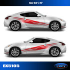 5105 Tribal Shred Body Vinyl Graphics Decals CAR TRUCK High Quality EgraF-X