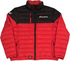 Factory Effex Licensed Honda Puffer Jacket Red/Black Mens All Sizes
