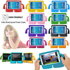 "Kids Childrens EVA Shockproof Foam Stand Case Cover For Samsung Tab 7"" inch"