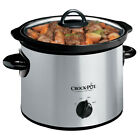 Crock-Pot 3.0-Quart Slow Cooker, Manual SCR300-MASTER