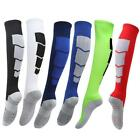 long sports socks - Anti-Slip Soccer Sports Socks Men Sock Football Long Knee High Baseball Basket D
