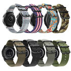 Soft Woven Nylon Watch Band Sport Strap For Samsung Gear S3 Classic / Frontier image