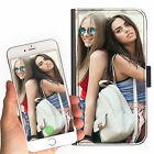 QUALITY PERSONALISED CUSTOM DELUXE LEATHER PU MOBILE CASE FOR ASUS ZENFONE PHONE