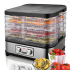 Food Dehydrator Machine Professional Electric Multi-Tier Food Preserver US