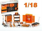 BETA GARAGE MECHANIC ACCESSORY 13PC TOOL KIT SET 1:43 1:18 TRUE SCALE MINIATURES