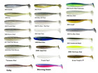 "Keitech Easy Shiner 4"" Swimbait - Choice of Colors"