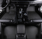 Car floor mat before & after lining waterproof pad For Ford-Escape-2013-2018
