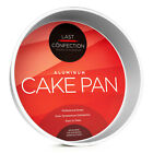 Professional-Round-Aluminum-Cake-Pans-Baking-Tins-Assorted-Sizes