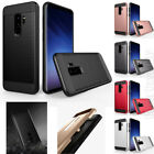 Case For SAMSUNG GALAXY S9 & S9 PLUS Cover Shockproof Full Body Grip Slick Thin