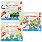 16pc My First Jigsaw Puzzle Childrens Educational Problem Solving Game Toy