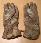 Genuine British Army MTP Cold Weather Leather Combat (Mark 2) Gloves
