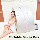 Portable Personal Home Steam Sauna SPA Tent Bath Slim Detox Weight Loss Indoor